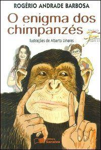 O Enigma Dos Chimpanzés - Col. Jabuti