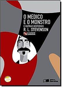 O Médico e o Monstro - Col. Clássicos Saraiva