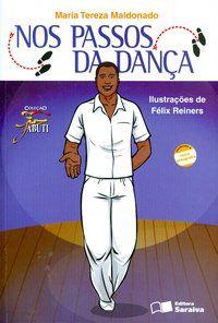 Nos Passos da Dança - Col. Jabuti