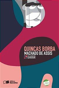 Quincas Borba - Col. Clássicos Saraiva