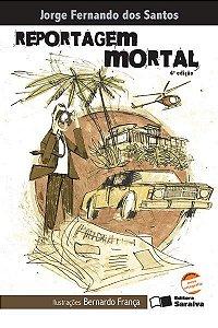 Reportagem Mortal - Col. Jabuti