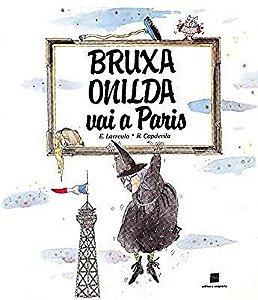 Bruxa Onilda Vai a Paris - Col. Bruxa Onilda