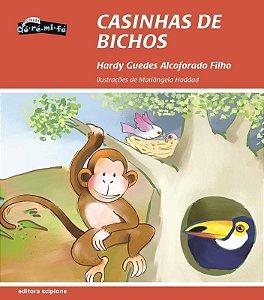 Casinhas de Bichos - Col. do - Ré - Mi - Fá