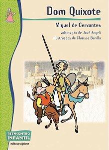 Dom Quixote - Col. Reencontro Infantil