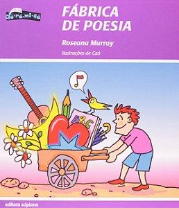 Fábrica de Poesia - Col. Dó - Ré - Mi - Fá