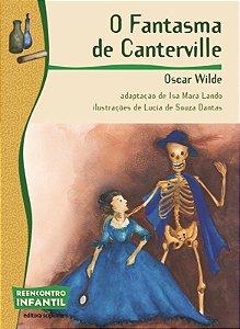 O Fantasma de Canterville - Col. Reencontro Infantil