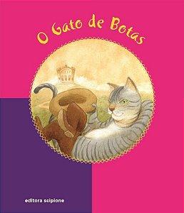 O Gato de Botas - Col. Conto Ilustrado