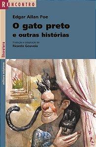 O Gato Preto e Outras Historias - Col. Reencontro Literatura