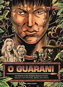 O Guarani - Col. Ópera Em Quadrinhos