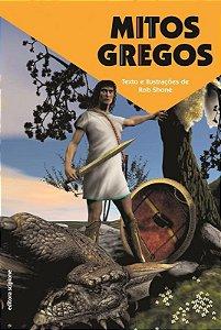 Mitos Gregos - Col. Mitos Em Quadrinhos