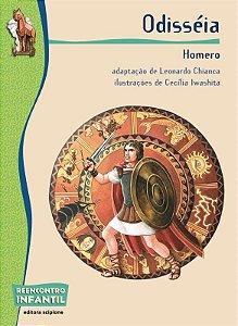 Odisséia - Homero - Col. Reencontro Infantil