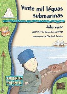 Vinte Mil Léguas Submarina - Col. Reencontro Infantil