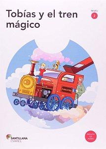 Tobías y El Tren Mágico - Nivel 2. Coleção Primeros Lectores (+ CD Audio)
