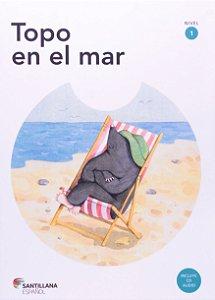 Topo en El Mar - Volume 1. Coleção Primeros Lectores (+ CD)