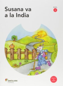 Susana Va a la India - Volume 2. Coleção Primeros Lectores (+ CD)