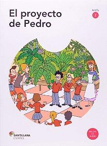 El Proyecto De Pedro. Nível 2 (+ CD Audio)