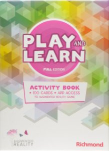 Play And Learn. Activity Book (+ App)