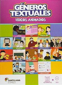 Géneros Textuales. Vídeos Animados