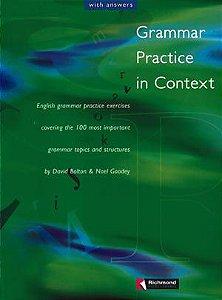 Grammar Practice in Context - Sin Respuestas