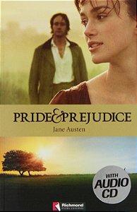 Pride and Prejudice - Level 3 (+ CD)