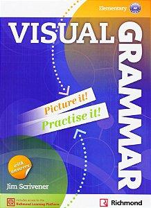 Visual grammar. Con espansione online. Per le Scuole superiori: Richmond. Visual Grammar With Key: 1