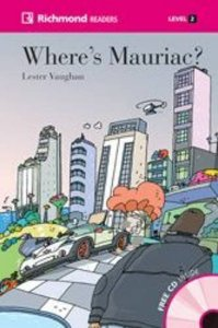 Where's Mauriac - Coleção Richmond Readers (+ CD-Audio)