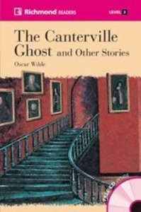 The Canterville Ghost and Other Stories - Coleção Richmond Readers (+ CD-Audio)
