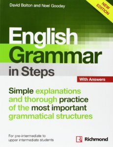 New English Grammar in Steps. With Answers