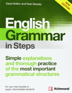 New English Grammar in Steps. Without Answers