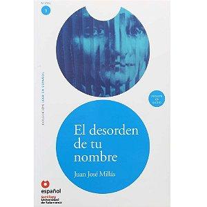 El Desorden de Tu Nombre [With CD (Audio)]