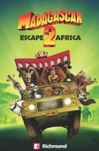 Madagascar 2. Escape África