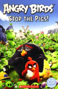 PC2. Angry Birds Stop the Pigs! + CD