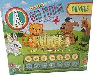 4 EM LINHA - ANIMAIS