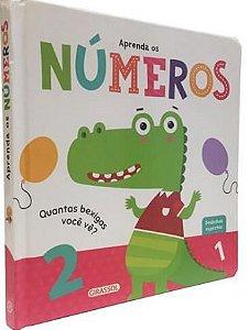 Dedinhos espertos - Aprenda os números