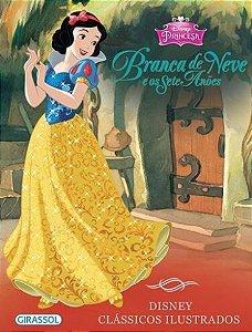 Branca de Neve e os Sete Anões - Disney Clássicos Ilustrados