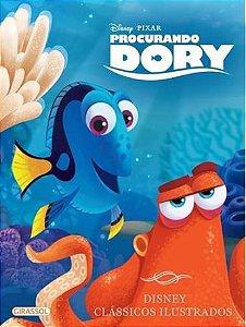 Procurando Dory - Disney Clássicos Ilustrados
