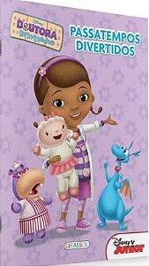 Doutora Brinquedos - Disney Passatempos Divertidos