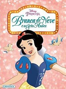 Branca de Neve e os Sete Anões - Disney Pipoca
