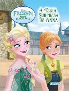A Festa Surpresa de Anna - Floco de Neve