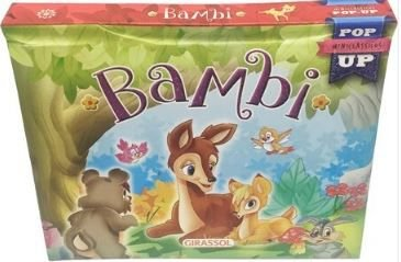 Bambi!  Miniclássicos Pop-Up