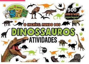 PTIT - O incrível mundo dos dinossauros