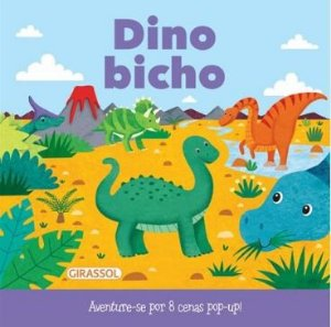 Dino bicho -  Aventura colorida