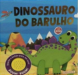 Dinossauro do barulho Livro com som