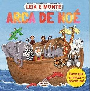 Arca de Noé - Leia e monte