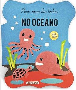 No oceano - Pega-pega dos bichos