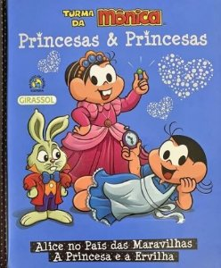 Alice no País das Maravilhas - A princesa e a ervilha