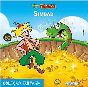 Simbad - Coleção Turma da Mônica Fantasia