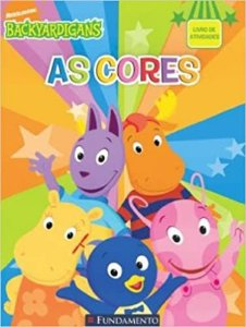 Backyardigans. As Cores