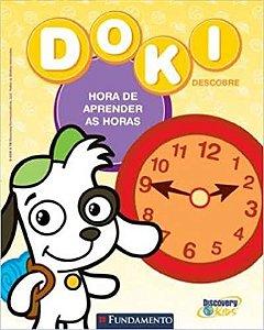 Doki. Hora de Aprender as Horas