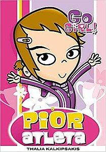 Go Girl 02 - A Pior Atleta